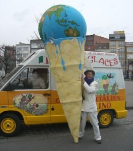 WWF Giant Ice Cream